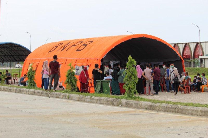 Dinkes Lampung tambah petugas tes cepat antigen atasi penumpukan