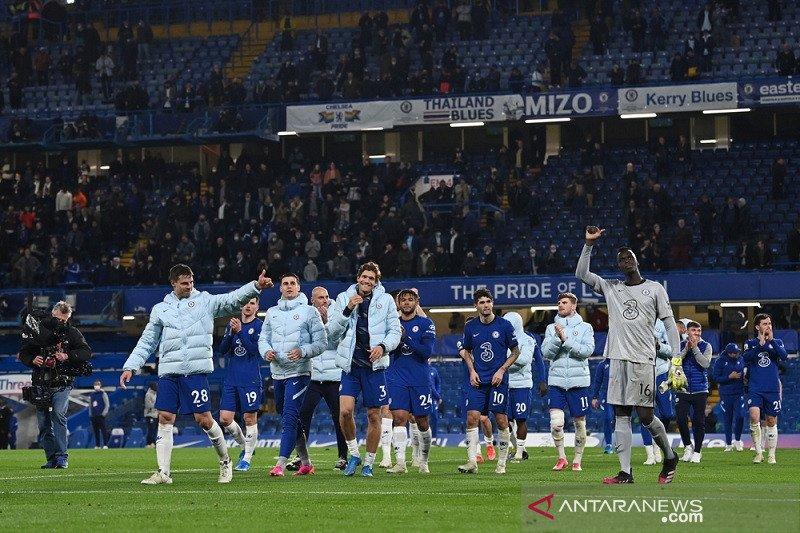 Klasemen Liga Inggris sementara buat Leicester rawan tergeser dari zona Champions