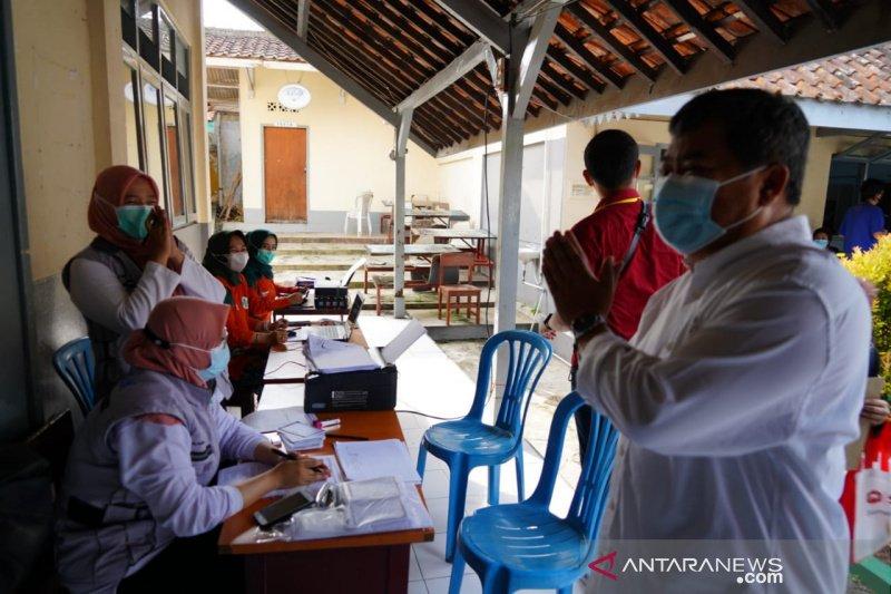 Pemkab Garut lanjutkan vaksinasi COVID-19 untuk lansia