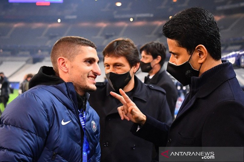 Juara Piala Prancis lagi, Presiden PSG: ini spesialisasi bagi kami