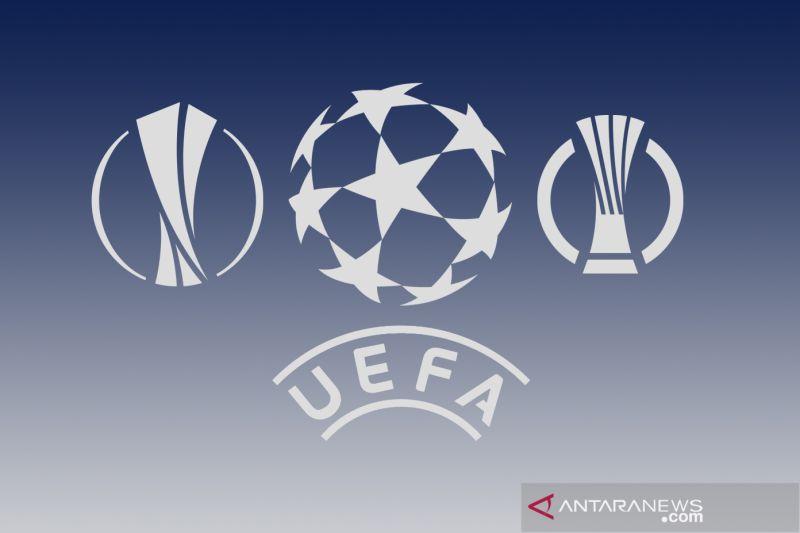 Tiga kompetisi antarklub Eropa hadir di musim depan