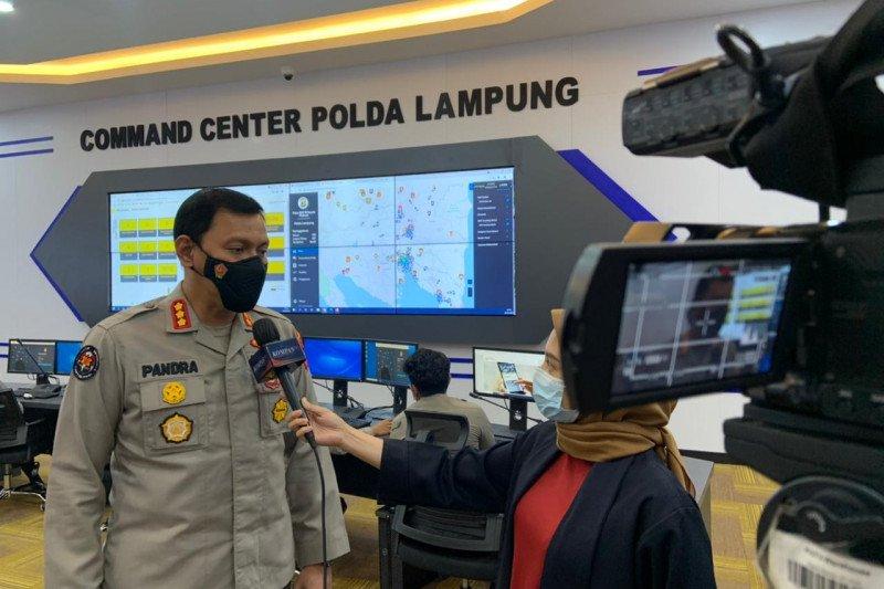 Kapolsek Candipuro dimutasi ke Polda Lampung pascapembakaran mapolsek