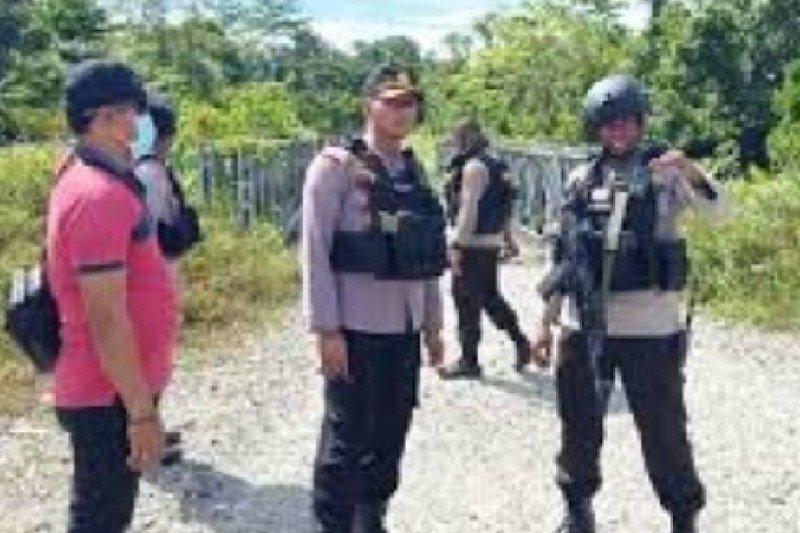 Kapolres Yahukimo: Senpi milik anggota TNI diduga berada di luar Kota Dekai