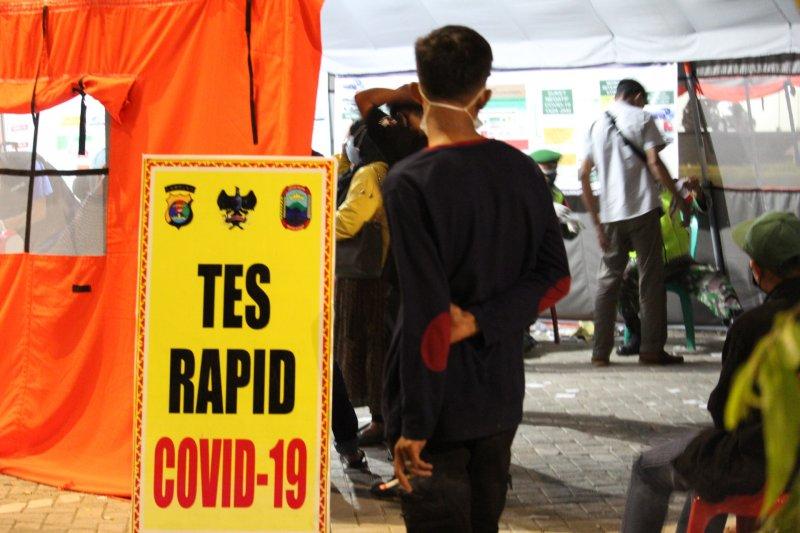 Dinkes Lampung sebut pemudik positif COVID-19 didominasi kasus tanpa gejala