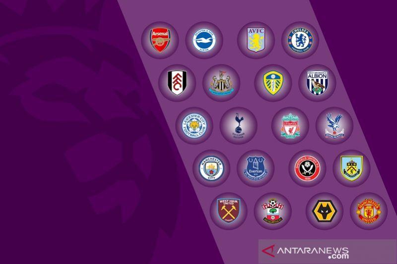 Jadwal Liga Inggris: Lima slot Eropa diperebutkan pada pekan pemungkas