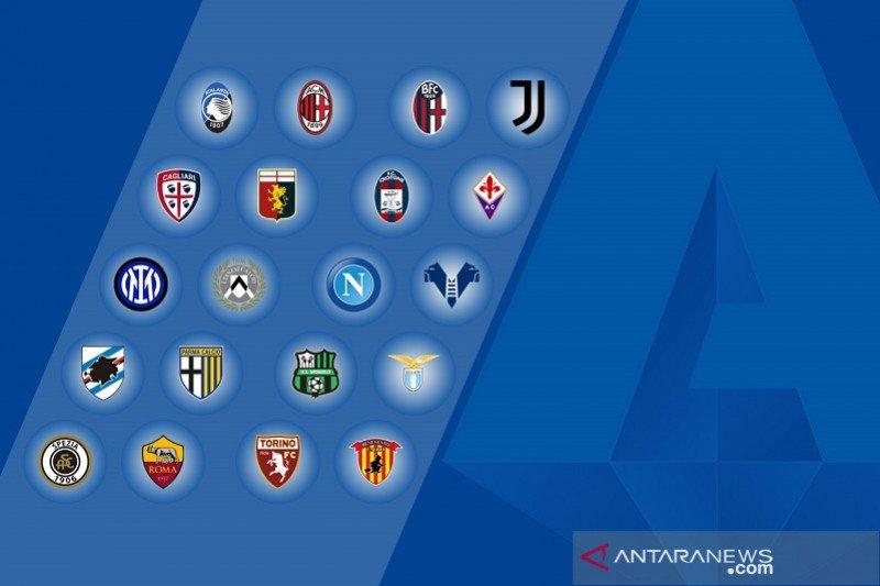 Jadwal Liga Italia pekan pemungkas: Milan, Napoli, dan Juve berebut finis empat besar