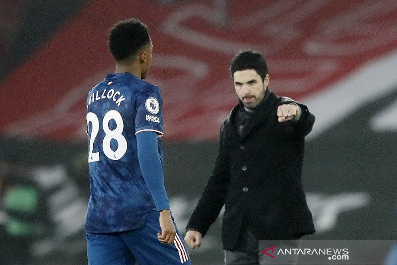 Arteta siap sambut Willock kembali ke Arsenal