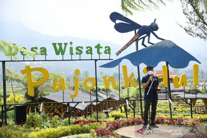 Sandiaga Uno dukung penuh pengembangan desa wisata sebagai bentuk kegiatan ekonomi kreatif