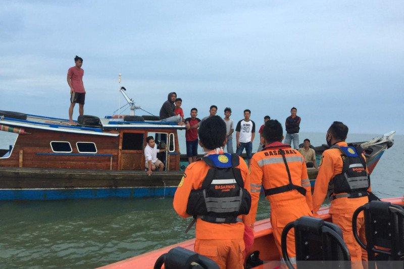 Basarnas masih cari 8 penumpang KM Wicly Jaya Sakti yang karam