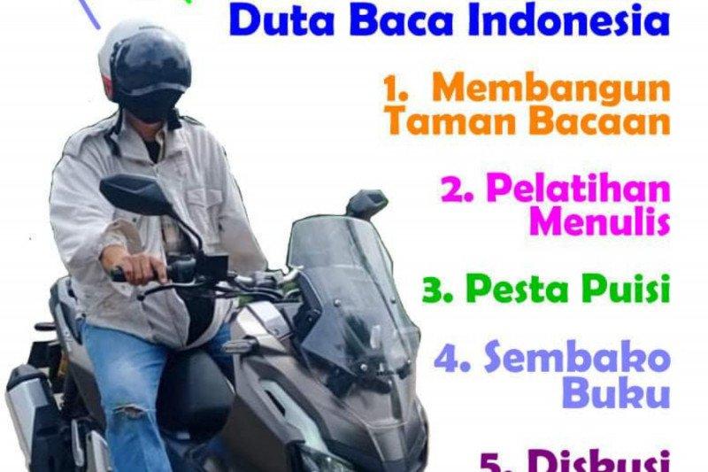 "Duta Baca Indonesia gelar ""Panca Safari Literasi"""