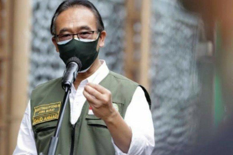 PSBB proporsional di Jawa Barat diperpanjang hingga 31 Mei 2021