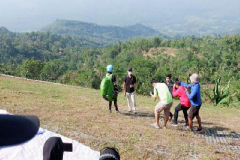 Gunung Kidul buat video promosi Embung Batara Sriten