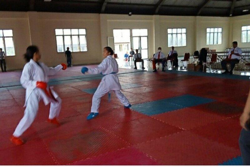 FORKI Lampung seleksi atlet hadapi kejuaraan Seak Jepang