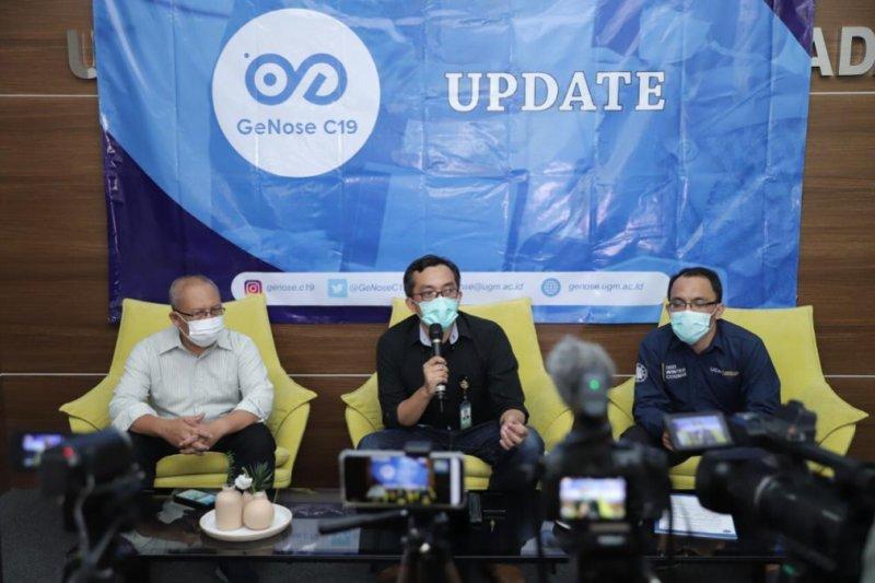 UGM barui kecerdasan buatan GeNose pertajam kemampuan deteksi