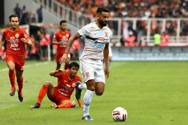Fransisco Torres segera bergabung TC Borneo FC di Yogyakarta