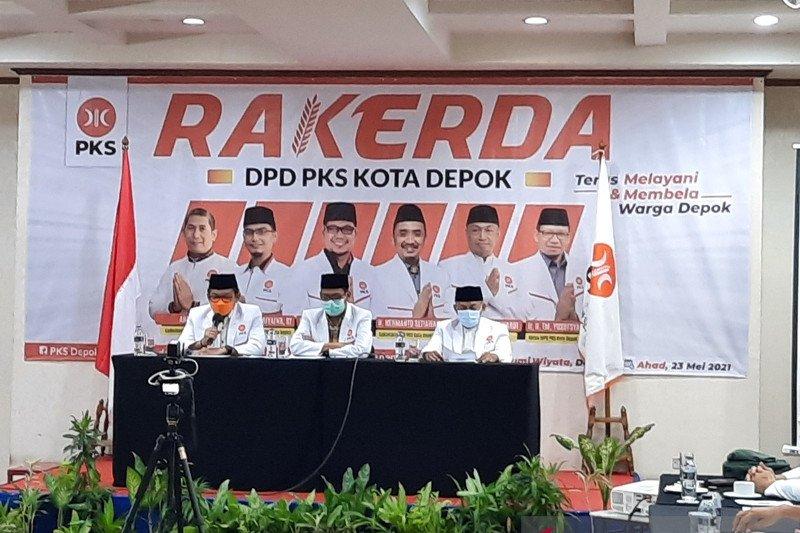 PKS Depok persiapkan calon pemimpin masa depan berkualitas