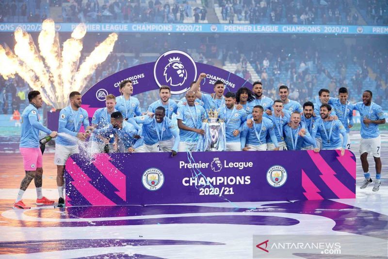 Manchester City siap belanja besar-besar musim panas ini