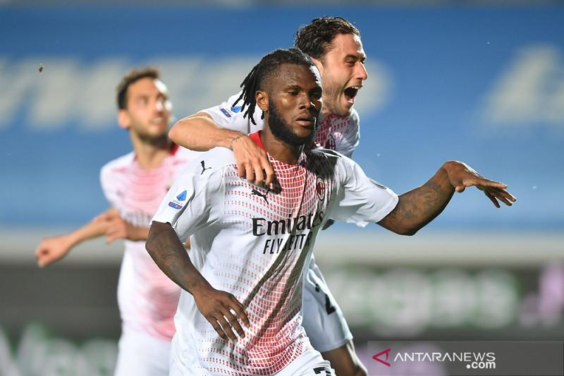 Raih kemenangan pada laga pamungkas, AC Milan dan Juventus rebut dua sisa tiket Liga Champions