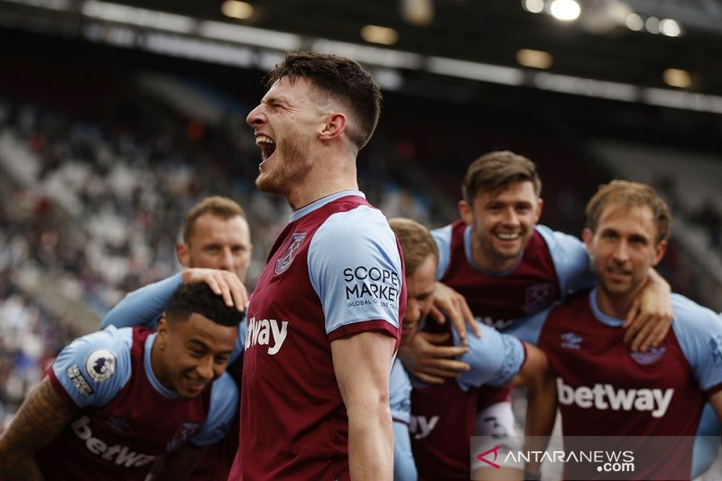 West Ham cetak tiket Liga Europa selepas bungkam Southampton 3-0