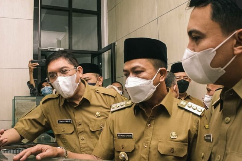 Ini 11 nama pelamar lelang jabatan Sekda Kabupaten Bandung