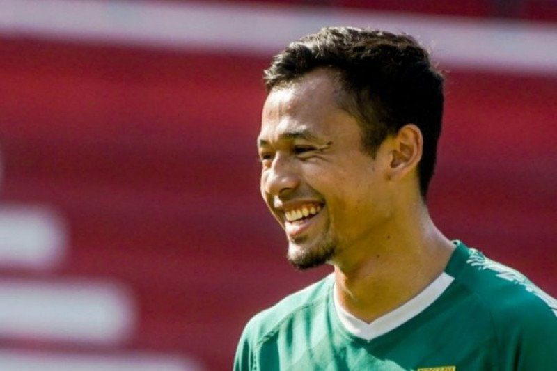 Arif Satria susul ke Dubai gabung  Timnas Indonesia