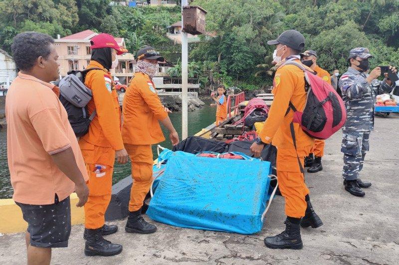 Tim SAR gabungan cari nelayan hilang saat melaut di Sitaro