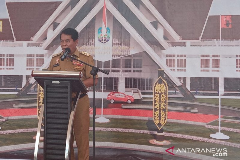 Gubernur Kaltara janji tegur OPD abaikan kearifan lokal