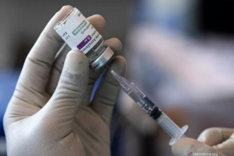 Jumlah penerima vaksin COVID-19 di RI mencapai 15.703.583 orang