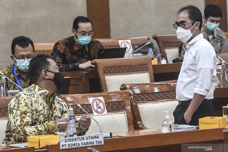 Bio Farma: Lima juta vaksin CanSino tiba di Indonesia pada Juli