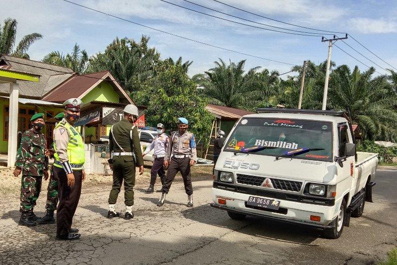 Penyekatan larangan mudik di perbatasan Bengkulu-Sumbar diperpanjang