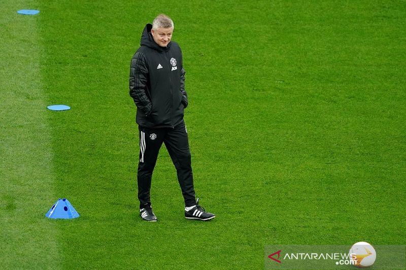 Solskjaer tidak mau jadi sorotan utama jelang final Liga Europa