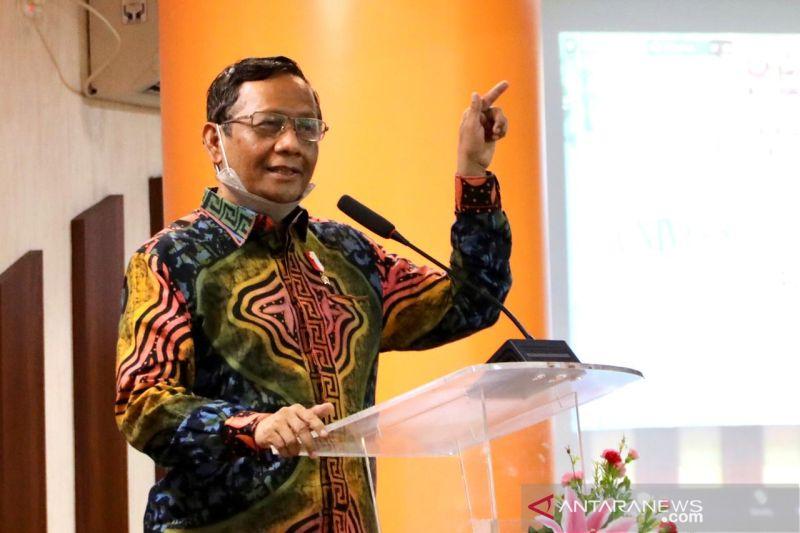 Mahfud MD:  82 persen warga Papua setuju otsus