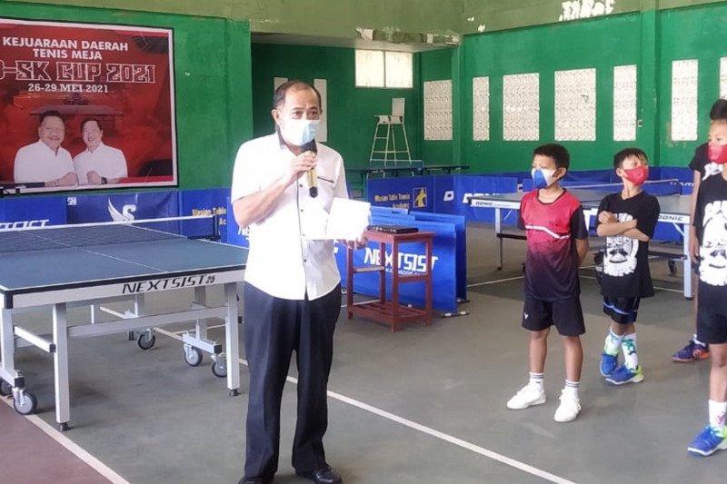 Dispora Sulawesi Utara gelar kejurda tenis meja 'ODSK Cup'
