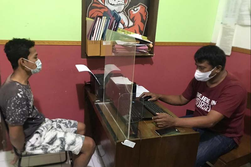 Pencuri 29 HP di Home Cell Banyumas ditangkap