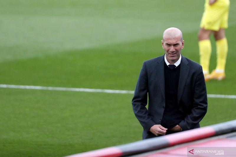 Zinedine Zidane akan meninggalkan Real Madrid