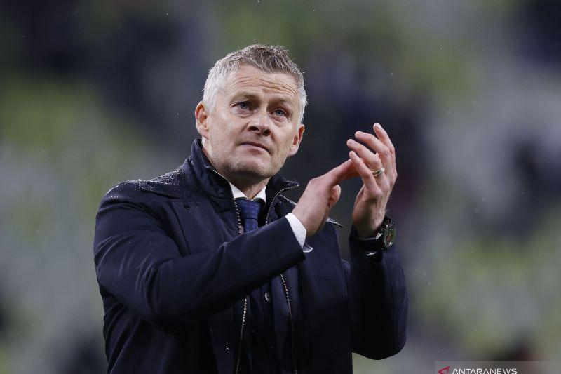 Solskjaer akui MU tak tampil baik saat kalah di final Liga Europa