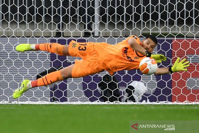 Villarreal juara Liga Europa usai kalahkan MU lewat adu penalti