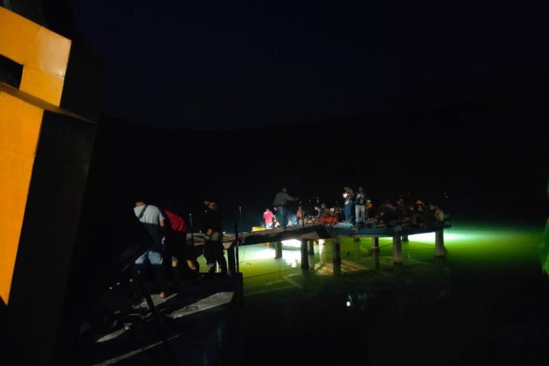 Dermaga di Danau Wisata Kandi Sawahlunto rubuh dan tewaskan lima warga