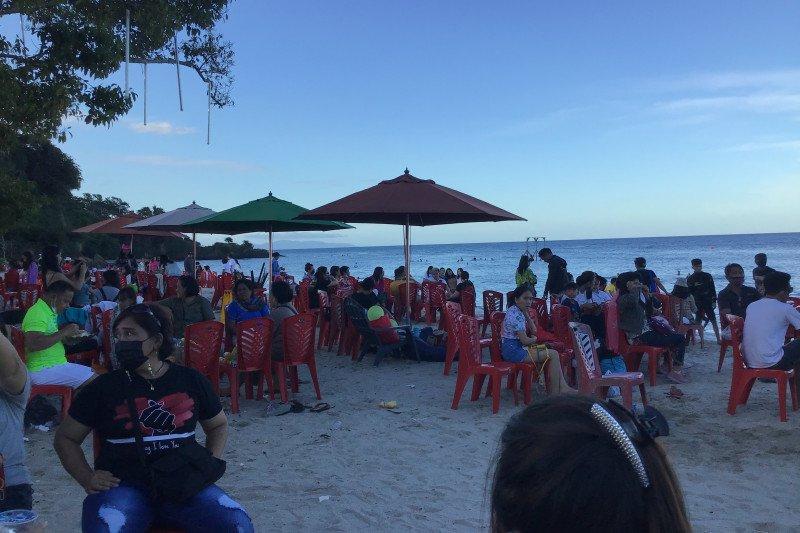 Ranowangko Beach jadi lokasi wisata andalan Sulut