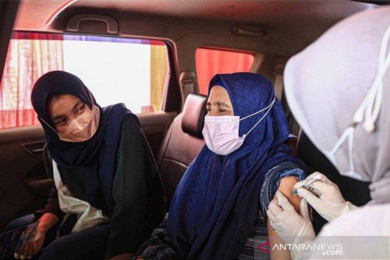Inovasi lantatur diharapkan percepat vaksinasi lansia di Kota Bandung