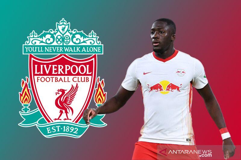 Liverpool memboyong Ibrahima Konate dari Leipzig