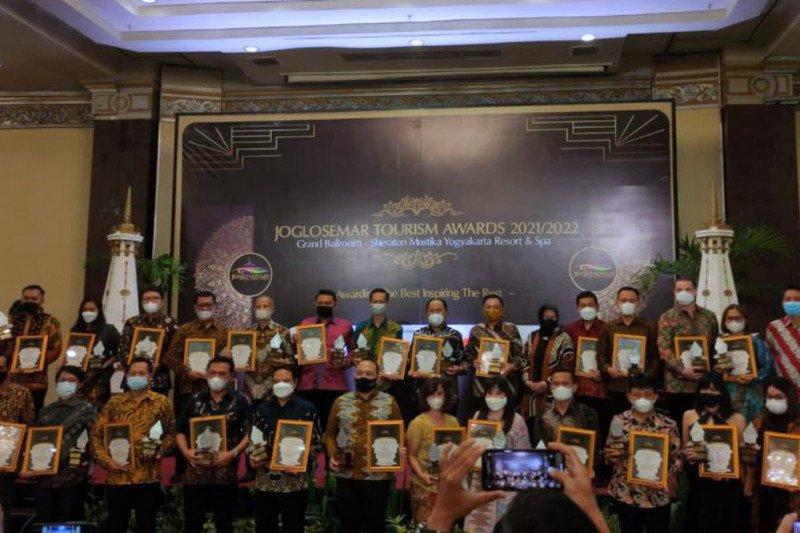 """""""Joglosemar Tourism Awards 2021"""" membangkitkan pariwisata Jateng-DIY"""