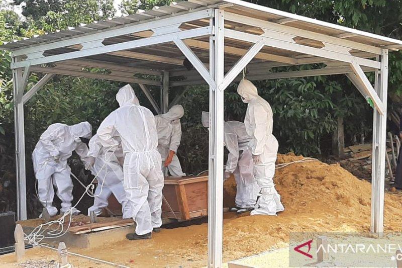 Pasien COVID-19 di Bangka  meninggal dunia bertambah tiga orang