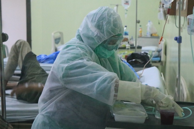 Sinovac klaim vaksinnya efektif kurangi gejala varian Delta di Indonesia