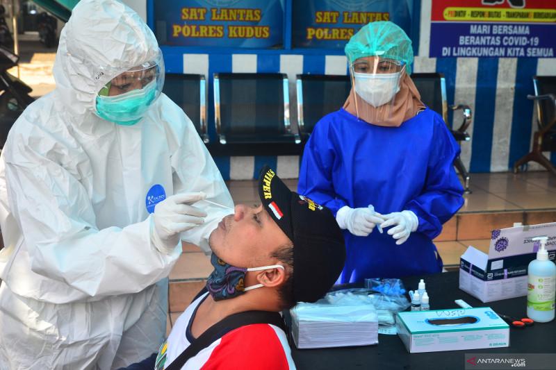 Pemerintah turunkan harga tes antigen COVID-19
