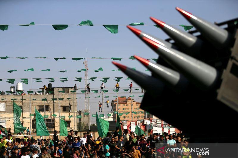 Militer Israel mengakui lancarkan serangan udara ke Gaza