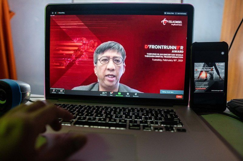 Hendri Mulya Syam diangkat jadi Dirut baru Telkomsel
