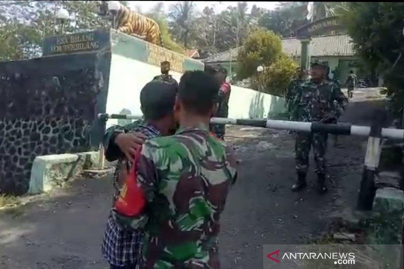 Penyerang markas Koramil dan Polsek Pameungpeuk Garut ditangkap