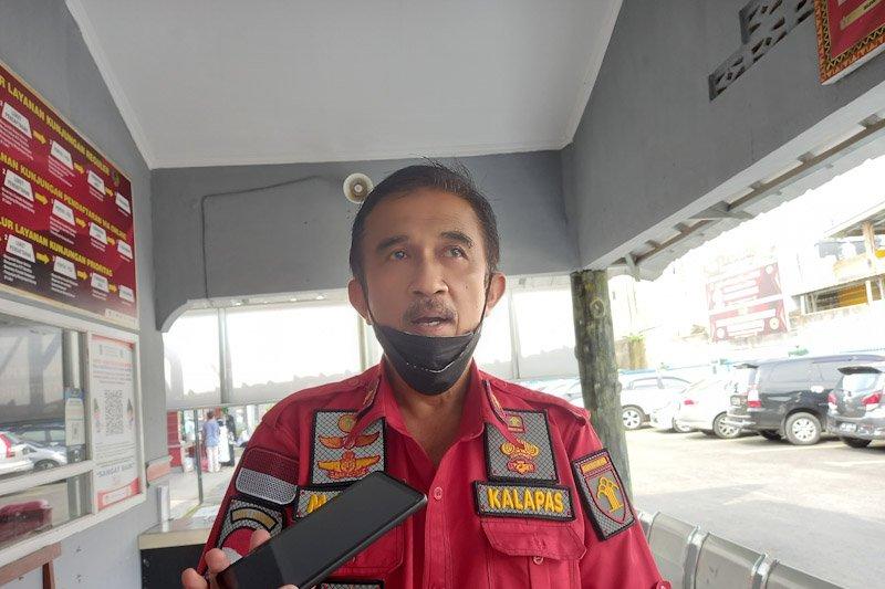 Lapas Rajabasa berharap Dinkes Lampung kirim bantuan alat rapid tes