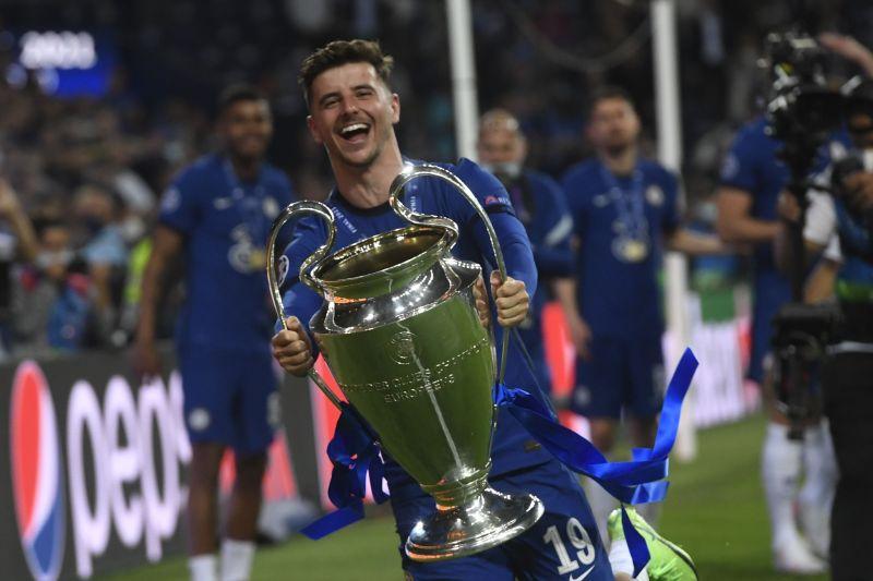 Raih Piala Champions, gelandang Mason Mount sebut Chelsea sebagai tim terbaik di dunia